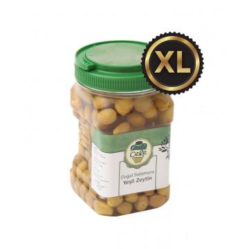 Cere XL Sarı Ulak Kırma Yeşil Zeytin Süzme 700 gr